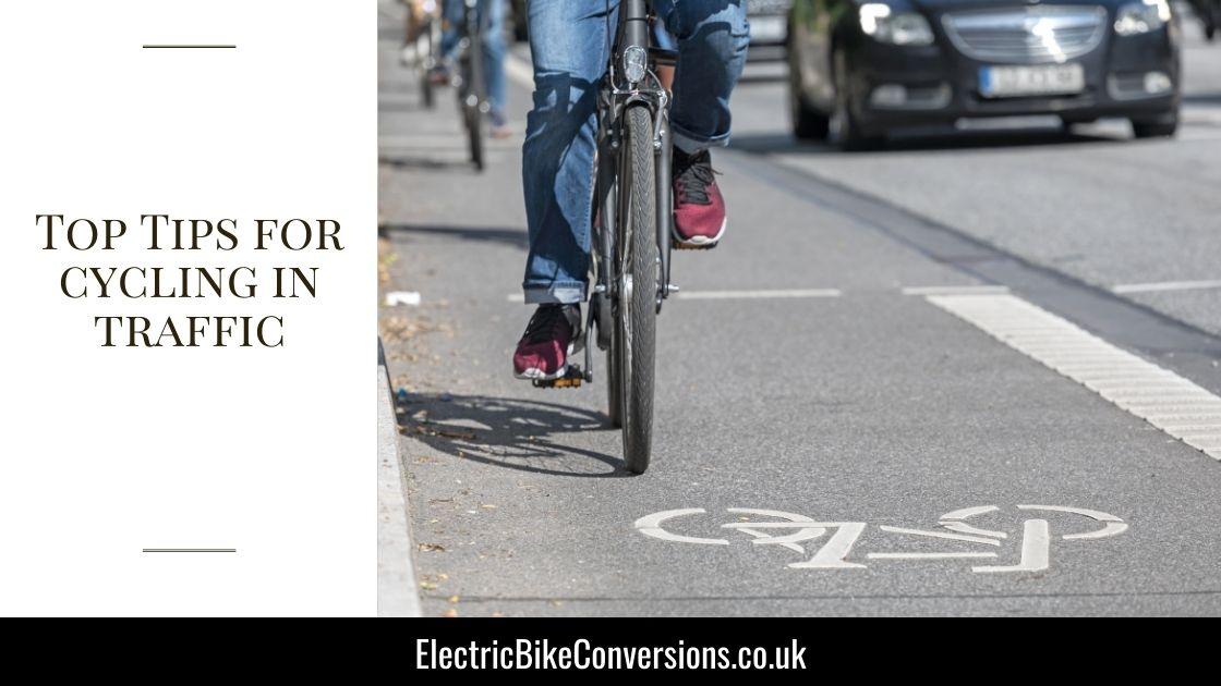 10 tips cycling traffic
