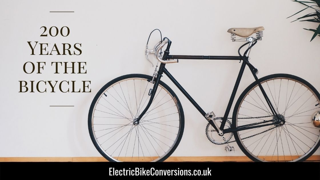 200 years of the bicycle