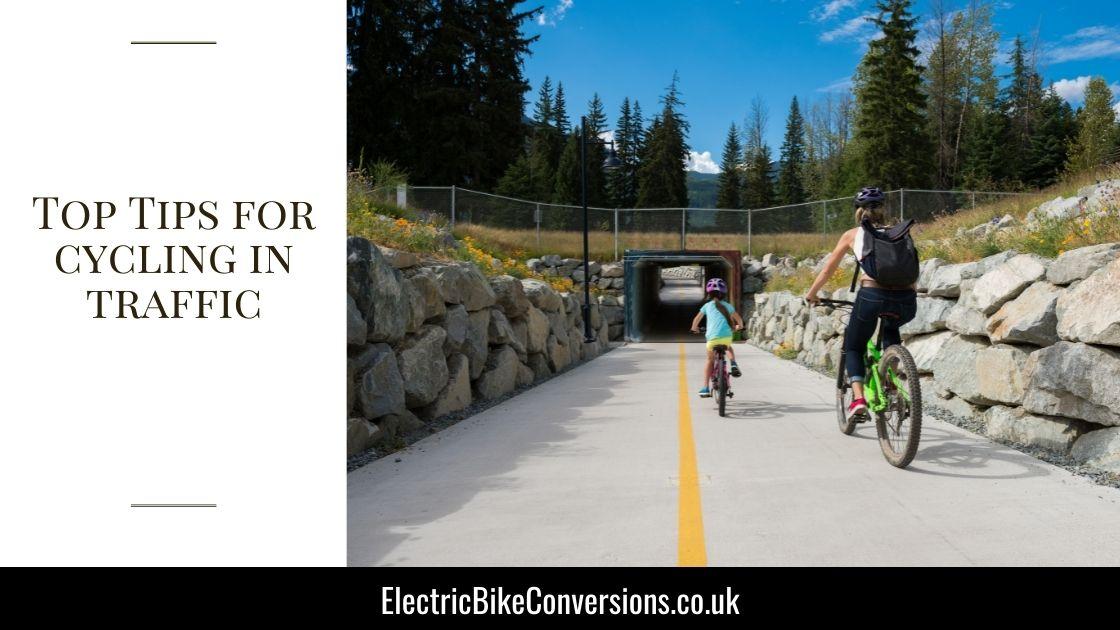 cycle to school healthy habits